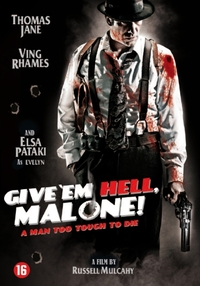 Give Em Hell Malone-DVD