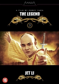 Jet Li Collection - The Legend-DVD