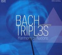 Tripl3Es Triple Concertos-Harmony Of Nations Baroque Orchestr-CD