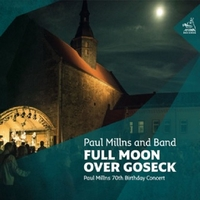 Full Moon Over Goseck-Paul Millns And Band-CD