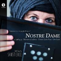 Nostre Dame - Maryam Al Adhraa-Ensemble Sanstierce-CD