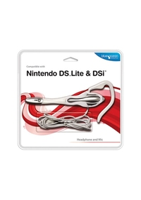 Blue Ocean - Headphone And Mic Wit Ndsi/Ndslite (Nintendo DS)-Accessoires