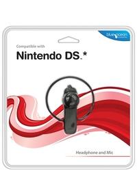 Blue Ocean - Headphone And Mic Zwart NDS (Nintendo DS)-Accessoires