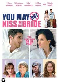 You May Not Kiss The Bride-DVD