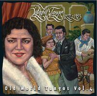 Istanbul Tango. Old World Tangos Vo--CD