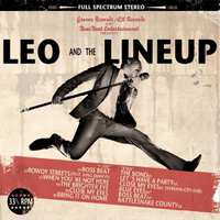 Leo & The Line Up-Leo & The Line Up-LP
