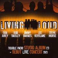 Living Loud + DVD-Living Loud-CD