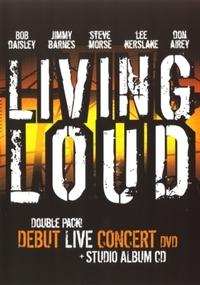 Living Loud + CD-DVD