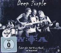From The Setting -CD+DVD--Deep Purple-CD