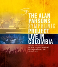 Alan -Symphonic Parsons - Live In Colombia-Blu-Ray