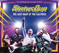 The Last Night Of The Electrics-Status Quo-CD
