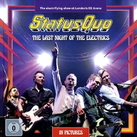 The Last Night Of The Electrics (2 Cd's, Blu-Ray & DVD + Earbook)-Status Quo-CD