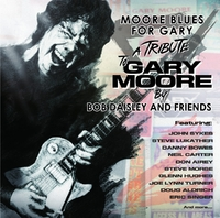 Moore Blues For Gary-Bob Daisley & Friends-CD