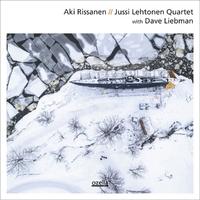 Aki Rissanen // Jussi Lehtonen Quartet W. Dave Lie-Aki Rissanen, Jussi Lehtonen Quartet-CD