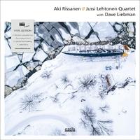 Aki Rissanen // Jussi Lehtonen Quartet W. Dave Lie-Aki Rissanen, Jussi Lehtonen Quartet-LP
