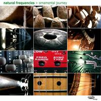 Ornamental Journey-Natural Frequencies-CD