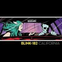 California -Deluxe--Blink 182-CD