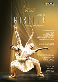 Cullberg Ballett 1987 - Elegance The Art Of Mats Ek Giselle-DVD