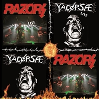 Split-Razors, Yacopsae-CD