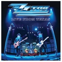 Live From Texas -HQ--Zz Top-LP