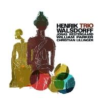 New York/Berlin-Henrik Trio Walsdorff-LP