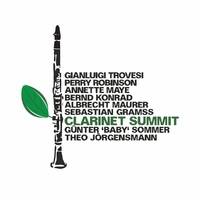 Clarinet Summit-B. Konrad, G. Trovesi, Perry Robinson, T. Jorgensmann-CD