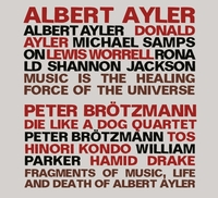 Die Like A Dog/Fragments Of Music And Life-Ayler, Brotzmann-CD