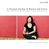 A Musical Journey To Russ-Debussy, Mussorgsky-CD