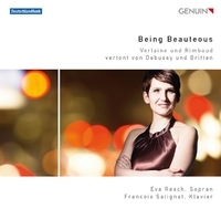 Being Beauteous-Britten, Debussy-CD