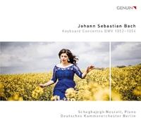 Klavierkonzerte BWV1052-J.S. Bach-CD