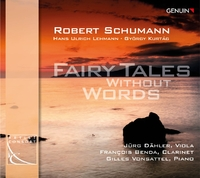 Fairy Tales Without Words-Lehmann, Schumann-CD