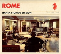 Hansa Studios Session-Rome-CD