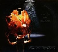Days Of Black-Clan Of Xymox-CD