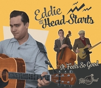 It Feels So Good-Eddie And The Head-Starts-CD