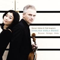 English Viola Music-Adrion, Gernot | Inagawa, Yuki-CD