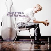 Cello Concertos-Julian Steckel-CD