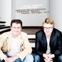 French Cello Sonatas-Julian Steckel, Paul Rivinius-CD