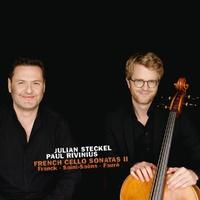 French Cello Sonatas II-Julian Steckel, Paul Rivinius-CD