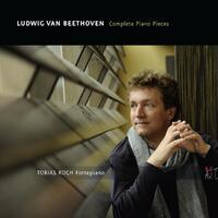 Complete Piano Pieces-Tobias Koch-CD