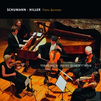 Piano Quintets-Tobias Koch-CD