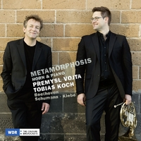 Metamorphosis-Vojta, Premysl | Koch, Tobias-CD