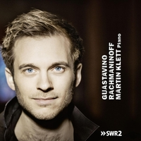 Guastavino & Rachmaninoff-Martin Klett-CD