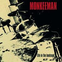 Life In The Backseat-Monkeeman-CD