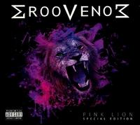 Pink Lion-Groovenom-CD