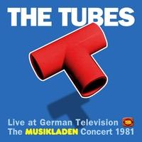 Live At German TV- Muskiladen 1981-The Tubes-LP