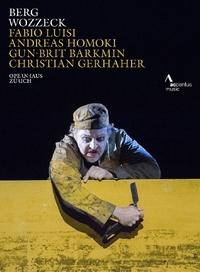 Christian Gerhaher / Brandon Jovano - Berg / Wozzeck-DVD