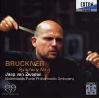 Bruckner - Symphony No. 5-Jaap van Zweden, Netherlands Radio Philharmonic O-CD