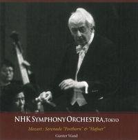 Music For The Royal Fireworks-Gunter Wand, NHK Symphony Orchestra Tokyo-CD