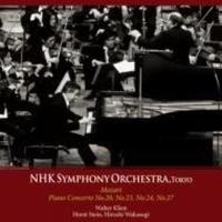 Piano Concerto No. 20, 23, 24 & 27-Klien, NHK Symphony Orchestra Tokyo, Stein-CD