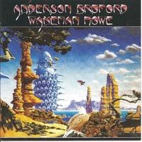 Anderson/Bruford/Wakeman/-Anderson, Bruford, Howe, Wakeman-CD